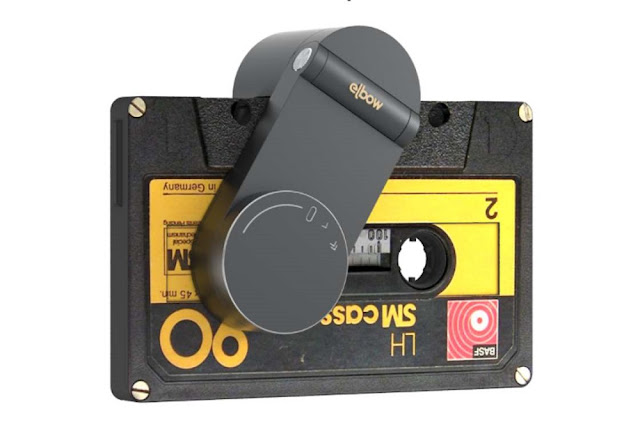 elbow-cassette-player