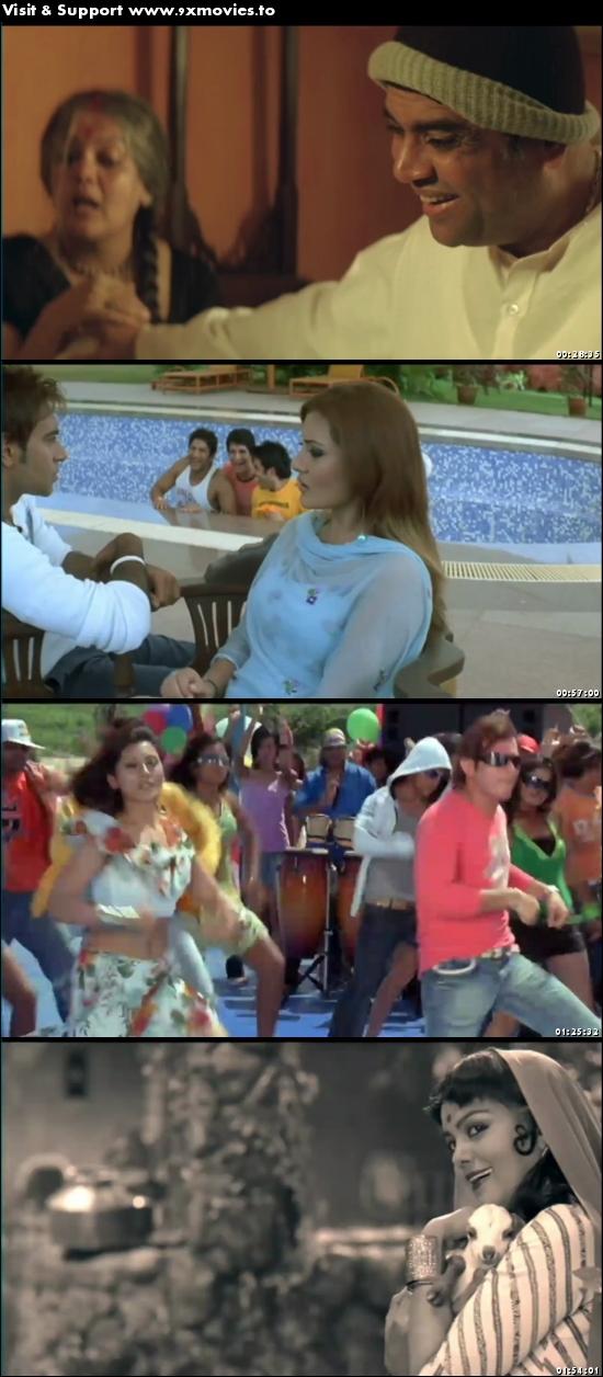 Golmaal 2006 Hindi 720p HDRip 1GB
