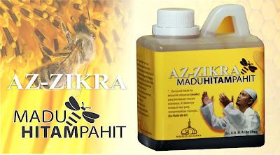 Khasiat manfaat madu hitam pahit az zikra untuk kesehatan