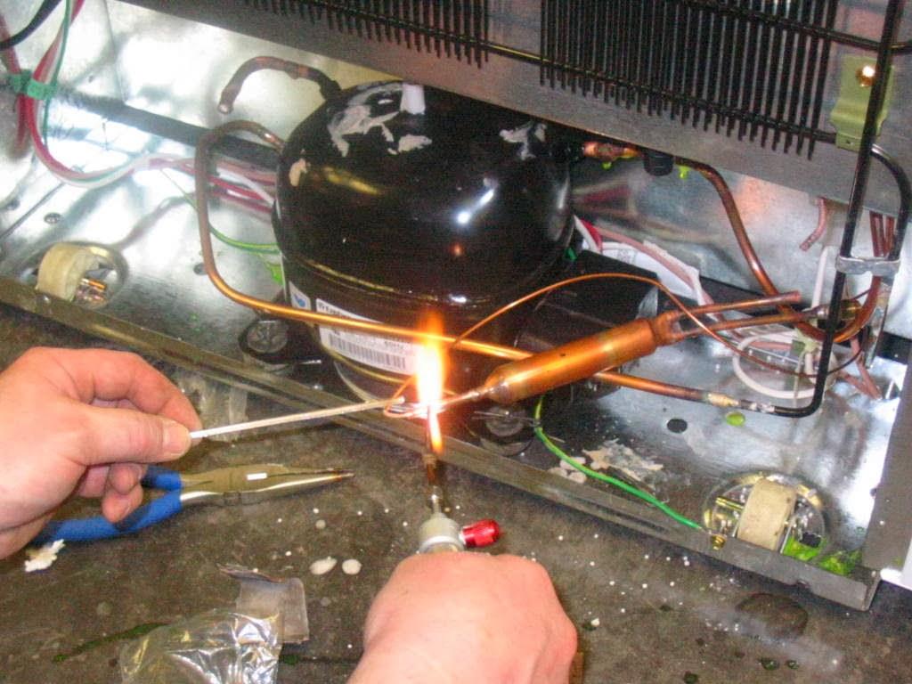 Wiring Diagram Kompresor Kulkas : Service ac semarang hp kulkas