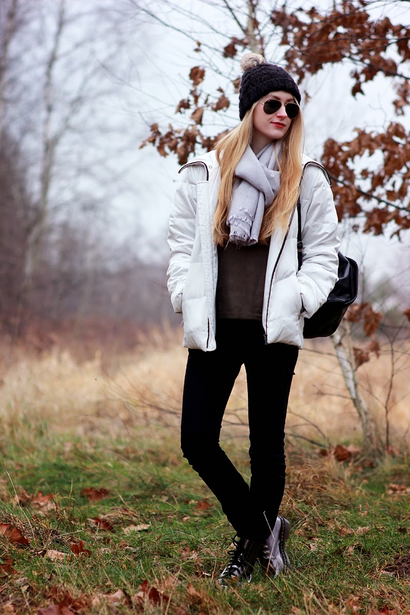 White Down Jacket SimplyTheBest Blog