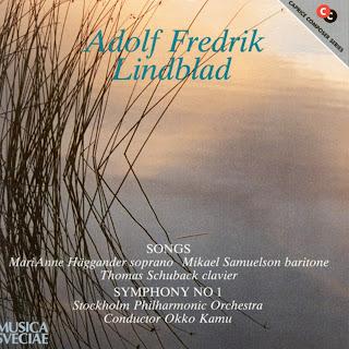 Adolf Fredrik Lindblad (1801-1878) - Symphony No. 1 / Songs