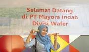 Kunjungan Industri 4.0 Kementrian Perindustrian di PT. Mayora Indah, Tbk