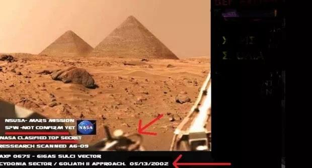 Τι παίζεται με τον πλανήτη Άρη και πόσο βαθιά είναι η κοροϊδία σε βάρος των ανθρώπων;