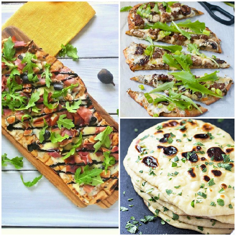 15 Fantastic Flatbread Recipes from www.bobbiskozykitchen.com