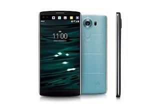 LG V20 Smartphone Android Nougat Pertama