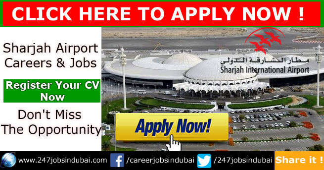 Crew Recruitment at Sharjah Airport Vacancies and Careers