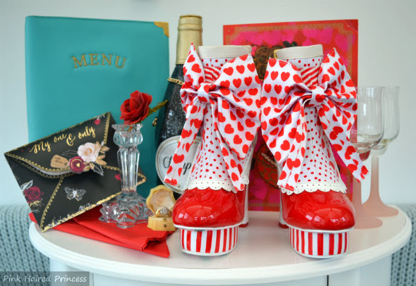 irregular choice rosie with love front bows