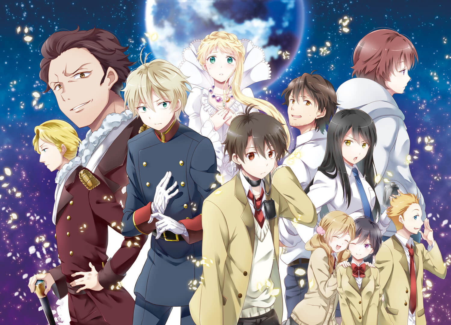 Download Aldnoah Zero ( Season 2 ) [BD] Sub Indo : Episode 1-12 END