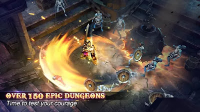 heroes of the dungeon apk