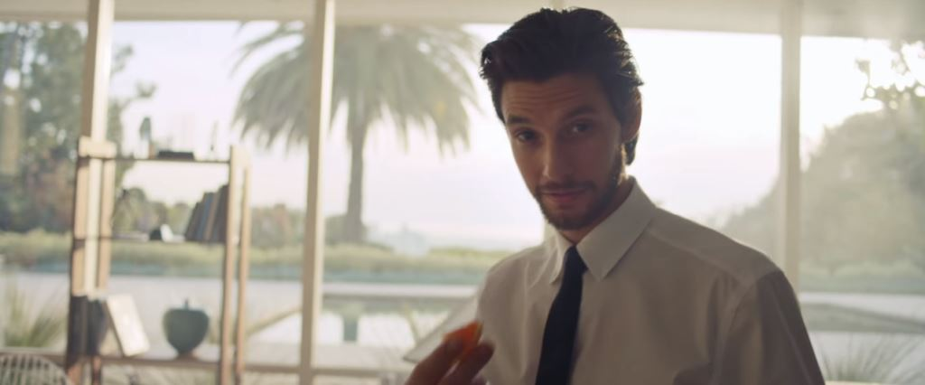 attore spot salvatore ferragamo profumo uomo pubblicita 2016 testimonial
