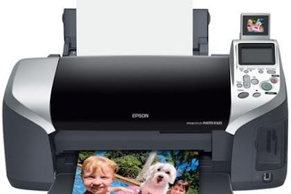 Epson Stylus Photo R320 Driver Printer Download