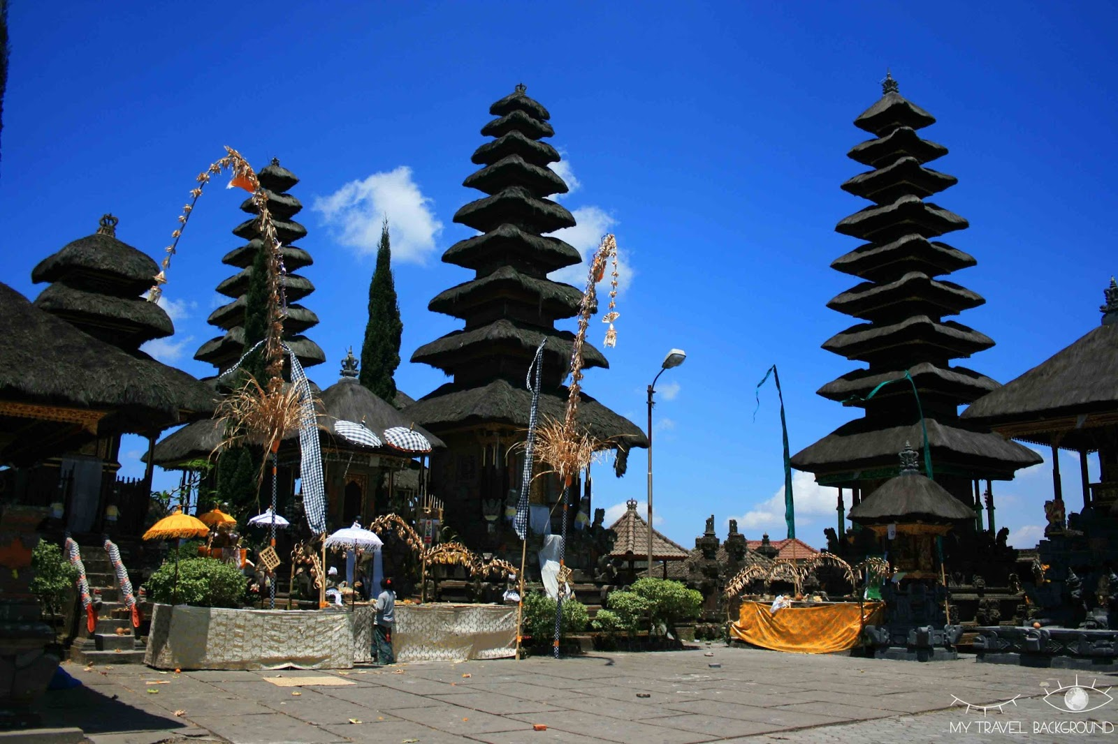 My Travel background : Mon road Trip en Indonésie, Bali