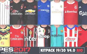 KitPack V4   Season 2019/20   AIO   PES2017   PC