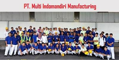 Lowongan Kerja Jobs : Operator Produksi, Analis QC, Maintenance, Helper, Operator Forklift, Adm Min SMA SMK D3 S1 PT Multi Indomandiri Manufacturing Membutuhkan Tenaga Baru Besar-Besaran Seluruh Indonesia