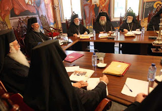 The Holy Synod