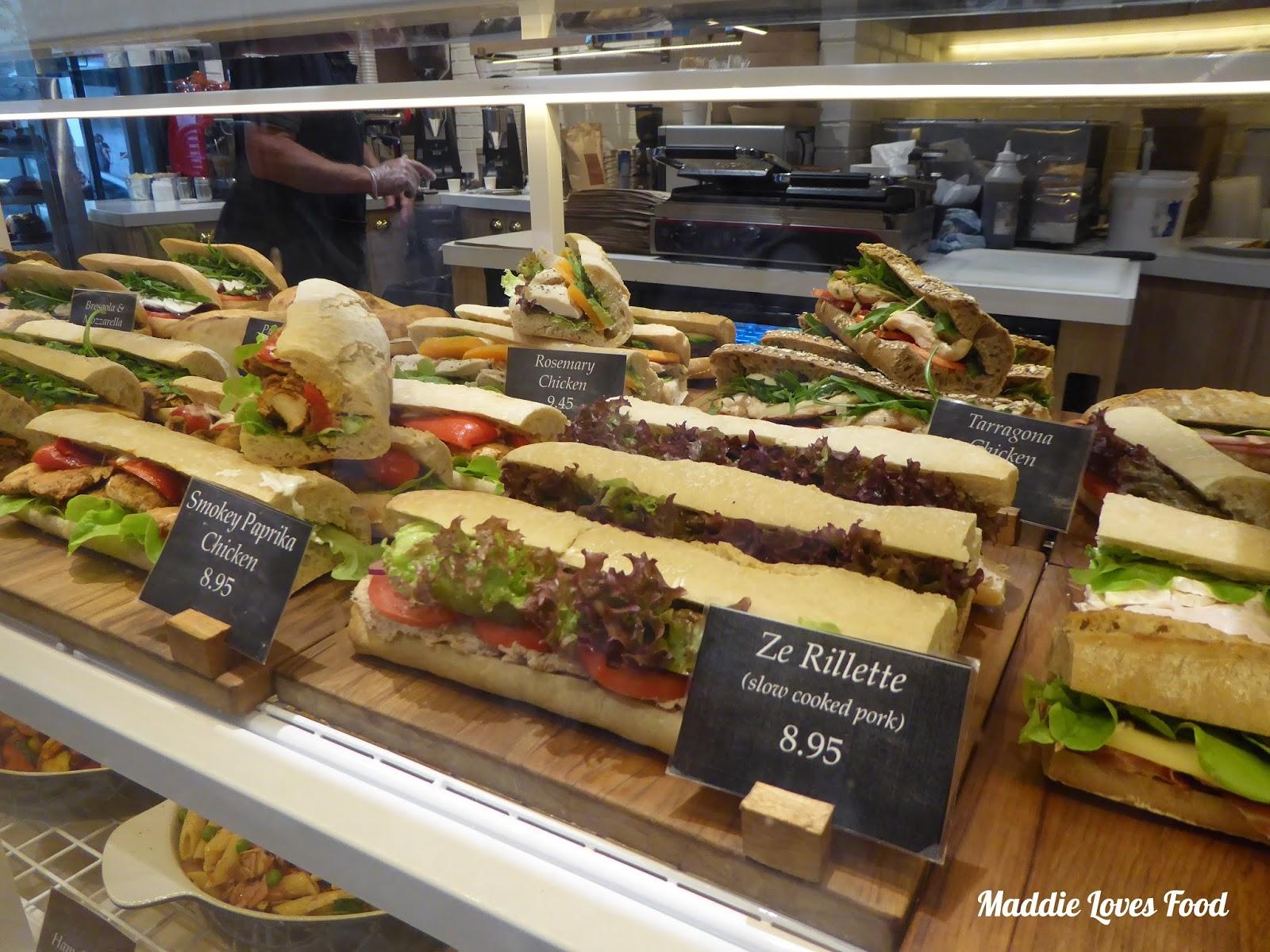 Delisse Market Cafe Sydney
