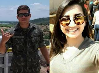 Irmã de jovem assassinada pelo namorado em Teresina está com traumatismo craniano