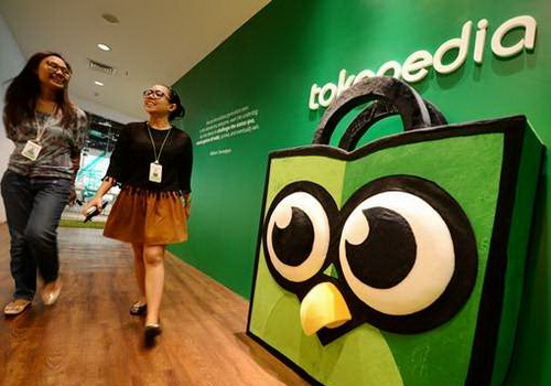 Tinuku Tokopedia raised new $1.1 billion led by Alibaba