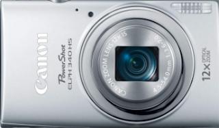 Review Spesifikasi Canon PowerShot Elph 340 HS
