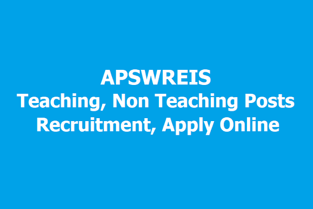 AP Teaching, Non Teaching Posts Recruitment 2019, Apply Online