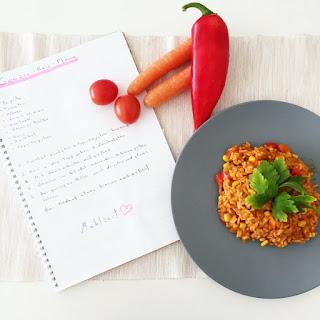 Vegetarisches Hauptgericht schnell und einfach