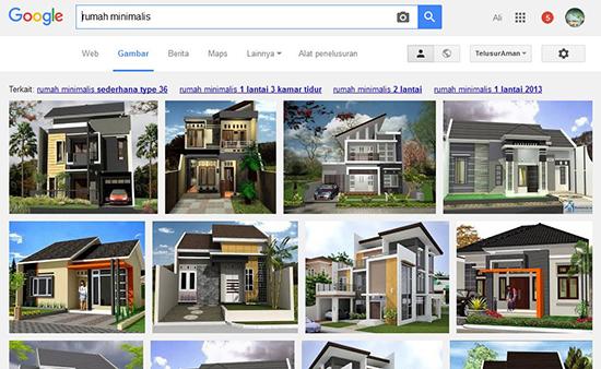 Perubahan gaya konsumsi desain arsitektur