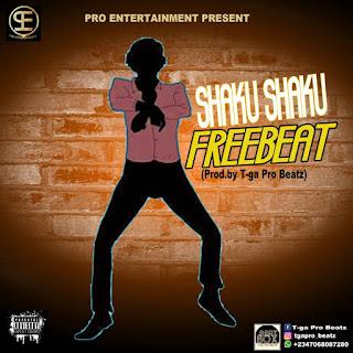 Freebeat:  T-ga Pro -  Shaku shaku