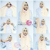 Tutorial Hijab Pashmina Bubble Simpel