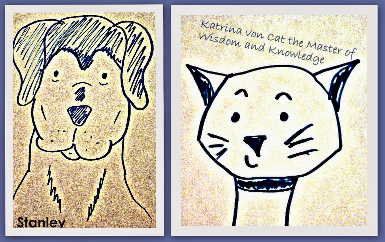 The Perpetual Papers Of The Pack Of Pets We Are The