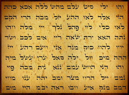 OMEGA MAGICK: The 72 Names of God - Shem hameforash / The Angelic Part