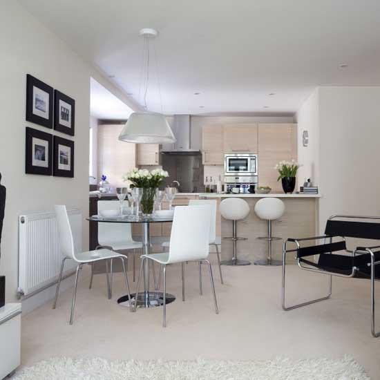 New Home Interior Design Modern Kitchen