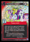 My Little Pony Parasprite Swarm Premiere CCG Card