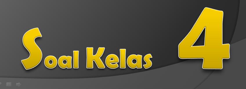 Soal Soal Uts Bahasa Indonesia Kelas 1 2 3 4 5 6 Semester