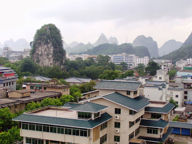 Guilin Karst Mountais
