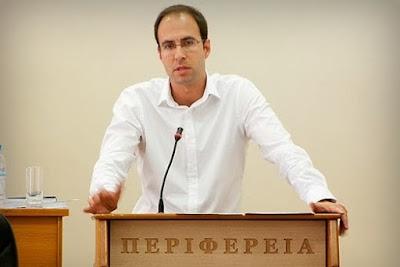 «Οργώνει» απ΄ άκρη σ΄ άκρη το δήμο ο Νικόλας Κάτσιος