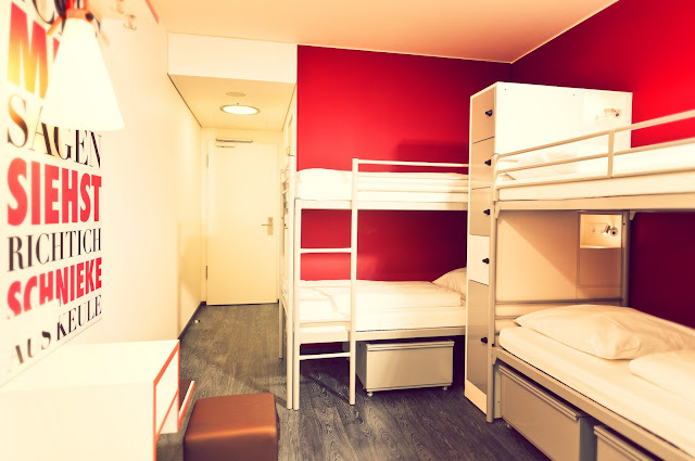 ONE80º Hostels Berlim