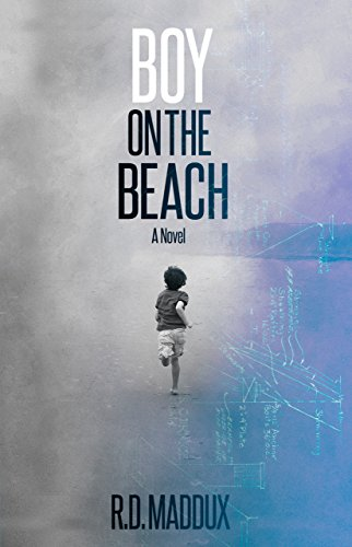 Book cover for psychological thriller Boy on the Beach by R.D. Maddux