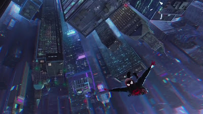 spider man into the spider verse photos