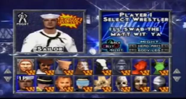 A Look Back On Wcw Nwo Thunder Ps1 Review Smark Out Moment