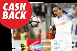 circus cashback Lyon vs Marsella 23 septiembre