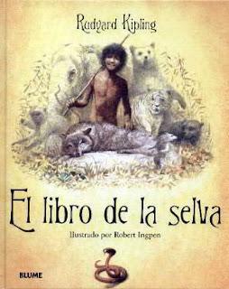 Portada del libro de la selva para descargar en pdf gratis
