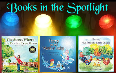 Books in the Spotlight #7 at OurAuthorGang