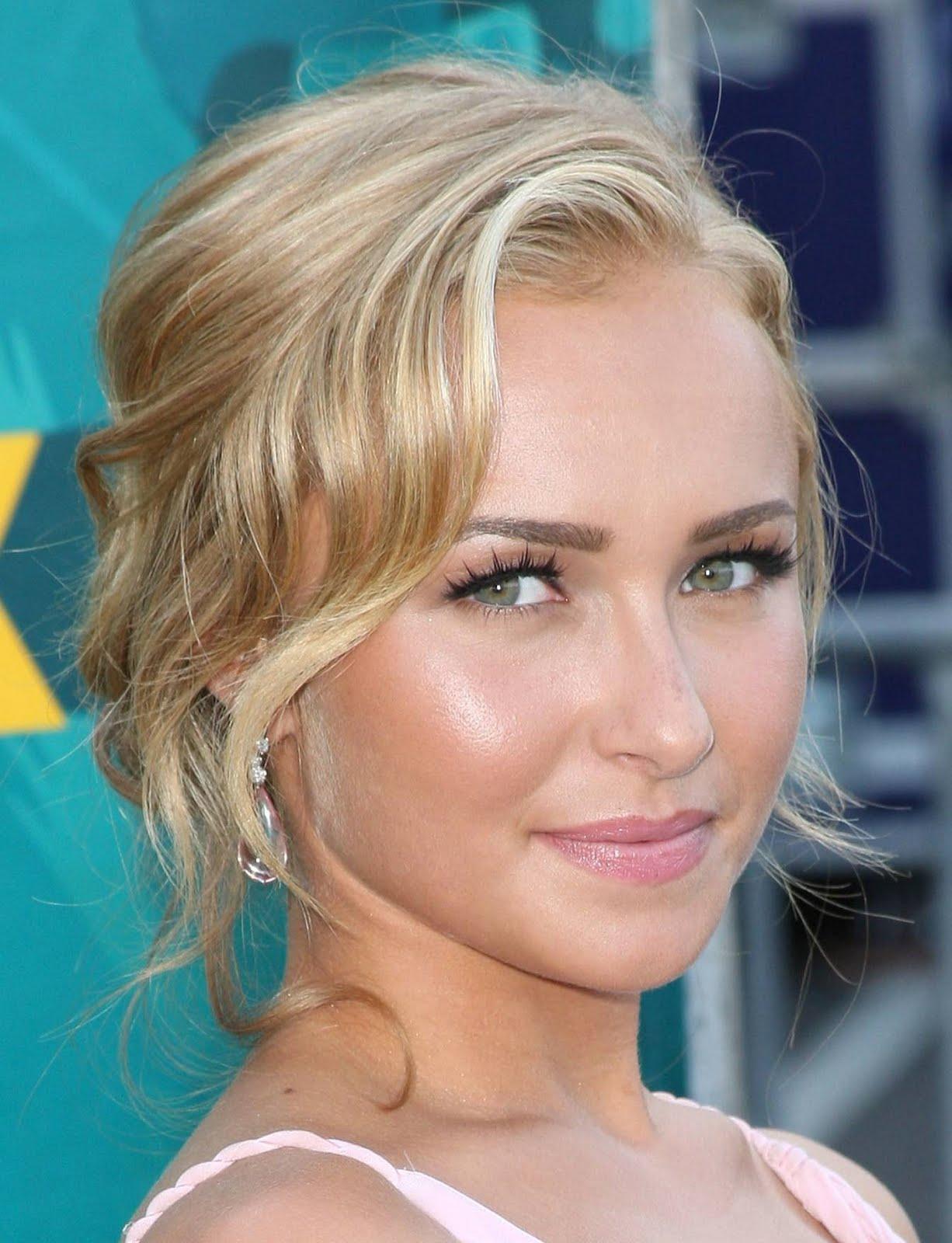 Astounding Kafgallery Celebrities Natural Blonde Hairstyles 2012 Short Hairstyles For Black Women Fulllsitofus