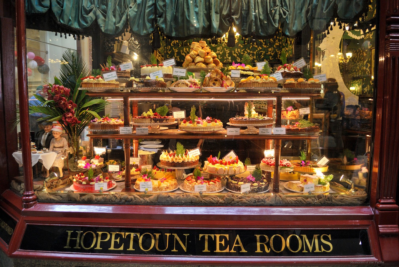 hopetoun tea room melbourne