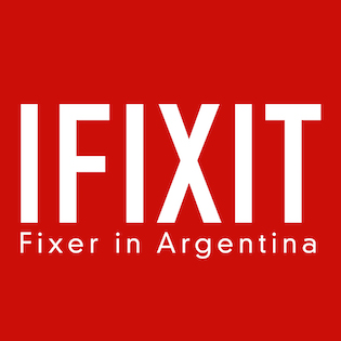 IFIXIT - Fixer in Argentina based in Buenos Aires