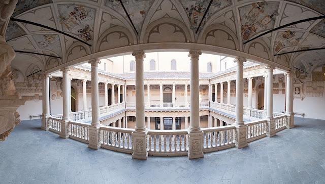 Palazzo Bo em Pádua na Itália