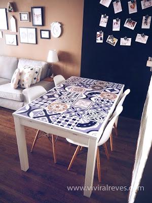 IKEA HACK: Mesa BJURSTA