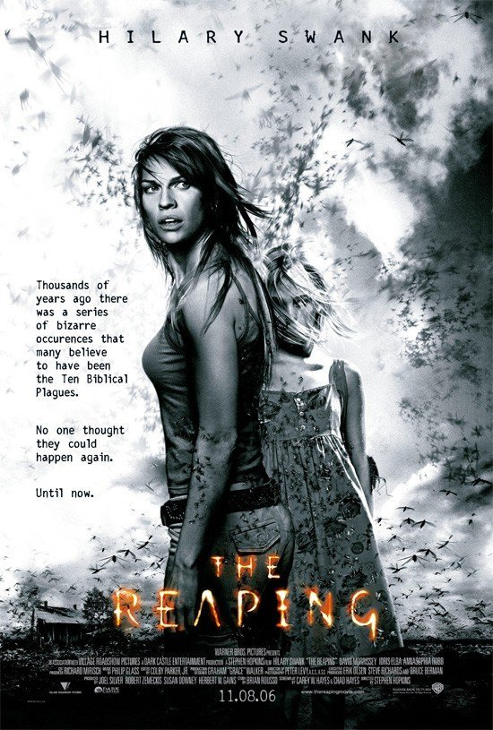 The Reaping 2007 Hindi dubbed mobile movie poster