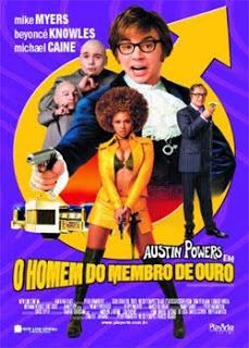 Austin Powers em o Homem do Membro de Ouro Dublado